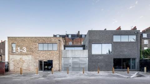 Pearson Lloyd unveils own east London studio designed with Cassion Castle Architects 皮爾森·勞埃德(Pearson Lloyd)推出由Cassion Castle Architects設計的倫敦東部工作室