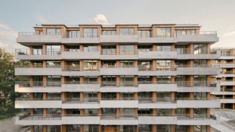 Thulestrasse 62 Apartments | Zanderroth Architekten