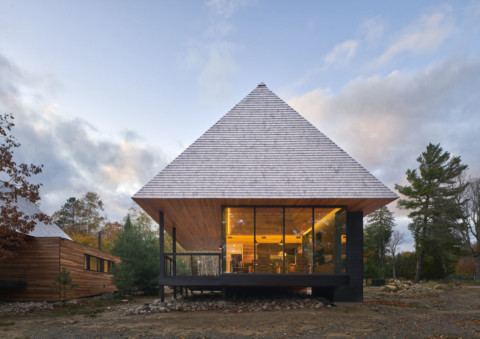Bigwin Island Club Cabins | MacKay-Lyons Sweetapple Architects