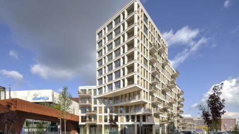 Upstairs Mixed-Use Building | HILBERINKBOSCH Architecten