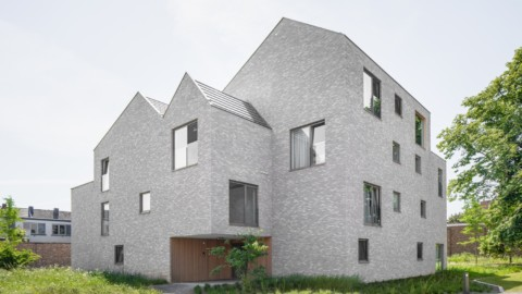 Theresian Convent Aalst   Abscis Architecten