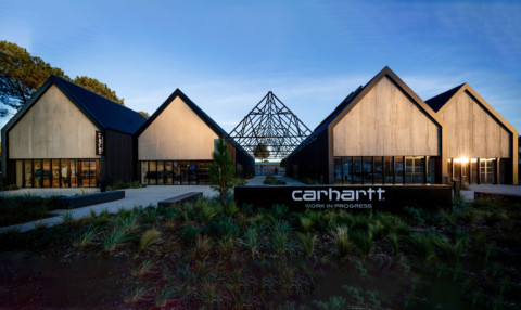Carhartt Wip Complex | Craft Architecture