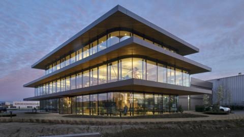 VDG Van Dijk Groep Office Building | Denkkamer