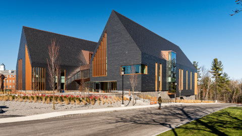 SNHU Innovation and Design Education Building | HGA