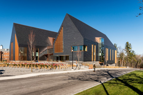 SNHU Innovation and Design Education Building | HGA