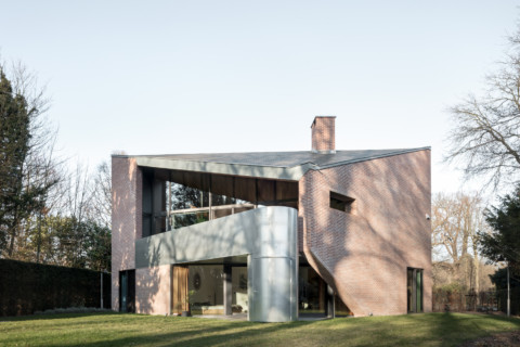 Free-Standing Residence on Historic Site | POLYGOON Architectuur
