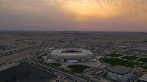 """Pattern Design completes """"open air-cooled"""" stadium ahead of Qatar World Cup 模式設計在卡塔爾世界杯之前完成""""露天風冷""""體育場"""