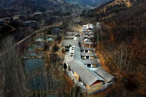 Valley Retreat | Wang Weijen Architecture