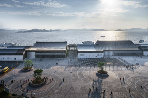 Putuo Mountain New Passenger Transportation Center | UAD