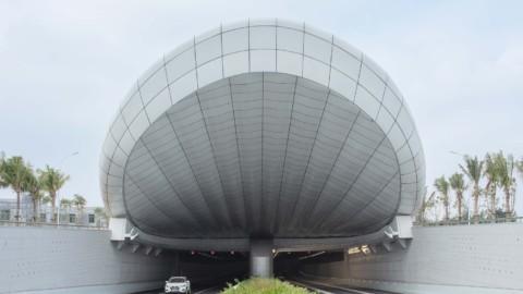 Haikou Wenming East Road Tunnel | Penda China