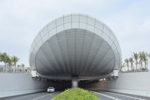 Haikou Wenming East Road Tunnel | Penda China