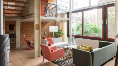 Sarah Wigglesworth future-proofs self-designed straw bale house in London|莎拉·威格沃斯沃思(Sarah Wigglesworth)在倫敦自行設計的未來草編草屋
