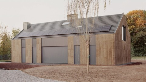 The House of Wood, Straw and Cork is an eco-friendly residence in the Italian countryside|木材,稻草和軟木房子是意大利鄉村中的環保住宅