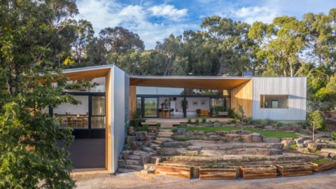 Willunga House is a retirement residence designed around a garden and a view|Willunga House是一處圍繞花園而設計的退休住宅