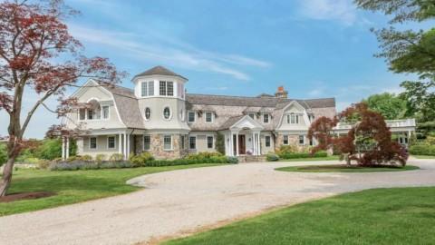 13 Acre Equestrian Estate Relists for $14.75M in Greenwich, CT 13英畝馬術地產以1475萬美元的價格在康涅狄格州格林威治市掛牌出售