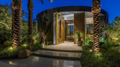 Resort-Style Contemporary Home Asks $12.95M in Los Angeles, CA|度假風格的現代住宅在加利福尼亞州洛杉磯要價1,295萬美元