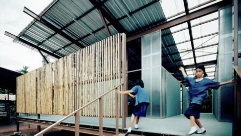 Baan Nong Bua School | Junsekino Architect And Design