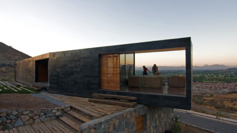 Binimelis-Barahona House   Polidura + Talhouk