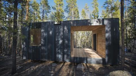 COBS Year-Round Micro Cabins   Colorado Building Workshop
