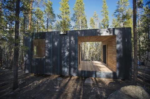 COBS Year-Round Micro Cabins | Colorado Building Workshop