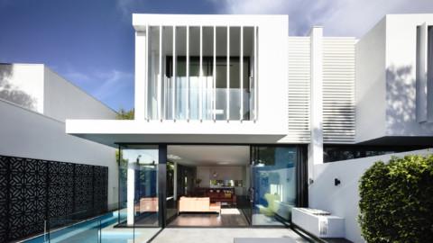 Brighton Townhouses | Martin Friedrich Architects