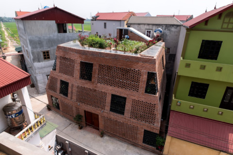 Brick Cave | H&P Architects
