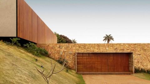 House of the Stones   mf+arquitetos