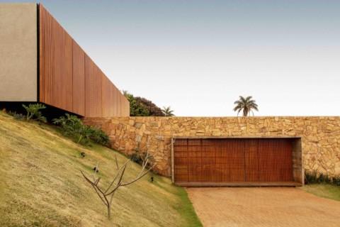 House of the Stones | mf+arquitetos