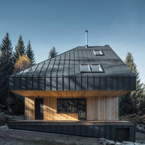 Weekend House Nové Hamry | NEW HOW architects