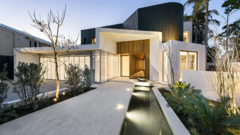 Dalkeith Residence | Hillam Architects