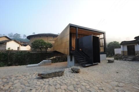 School Bridge | Li Xiaodong Atelier
