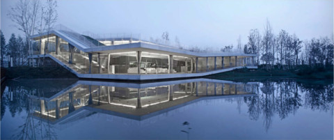 Riverside Clubhouse | TAO – Trace Architecture Office