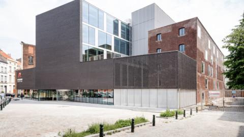 Erasmus University College | B-architecten