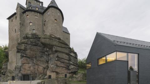 Intarsia in Stone Revitalisation of the Falkenberg Castle Complex with a Conference Center   Brückner & Brückner Architekten