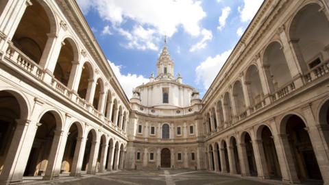 Sant'Ivo alla Sapienza|Francesco Borromini