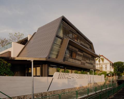 Strata House | Scott Brownrigg