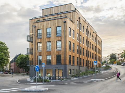 Flora Apartments | Belatchew Arkitekter