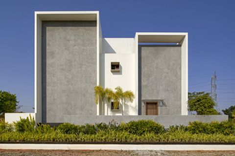 Framed House | Crest Architects