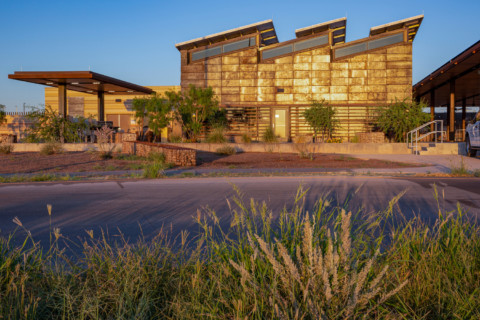 United States Land Port of Entry | Richter Architects