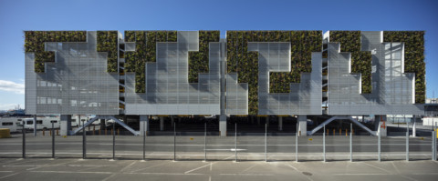 POAL Car Handling Facility | Plus Architecture