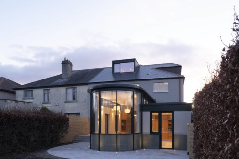 Churchtown House Extension | Scullion Architects